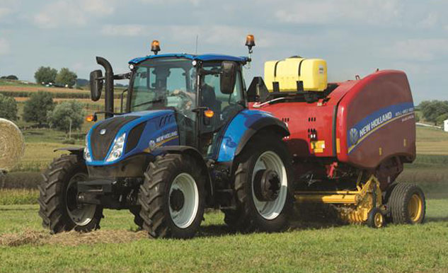 2016 New Holland T5.120 Field