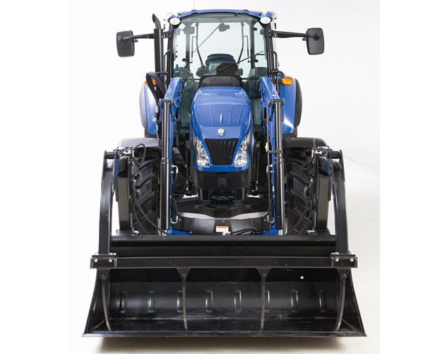 2016 New Holland T5.120 Front