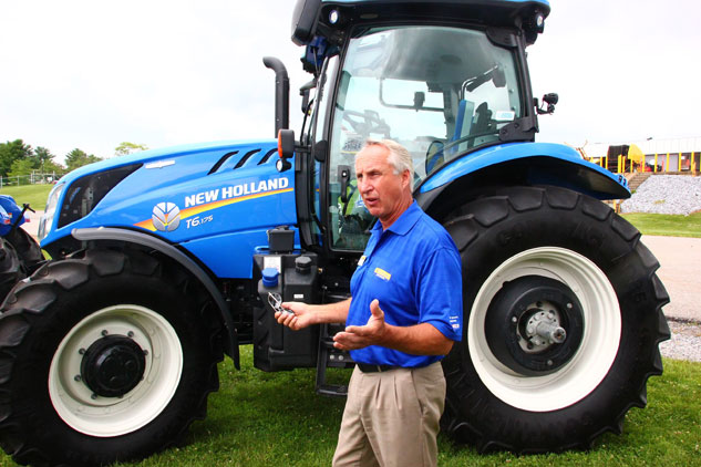 New Holland T6 Tractor