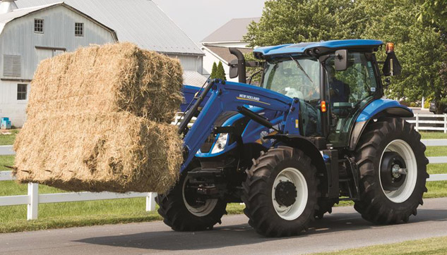 2018 New Holland T6.175 Dynamic Command Tractor Review