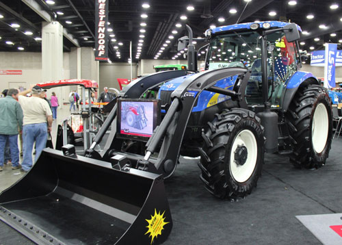 New Holland T6030 Cab Tractor