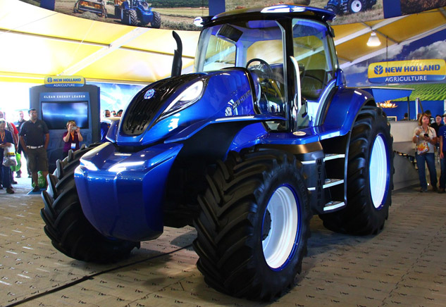 New Holland T7 Autonomous