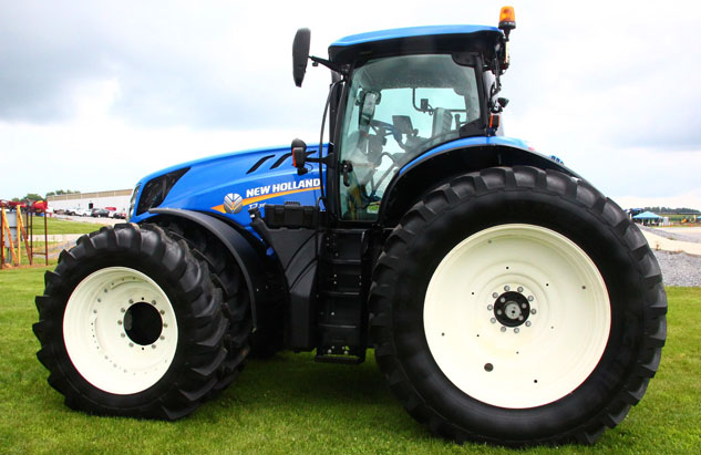 2016 New Holland T7.315 Profile