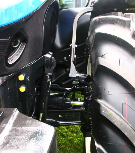 2016 New Holland T7.315 Suspended Front Axle