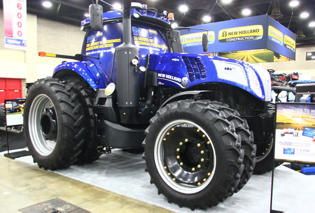 New Holland T8 Autonomous