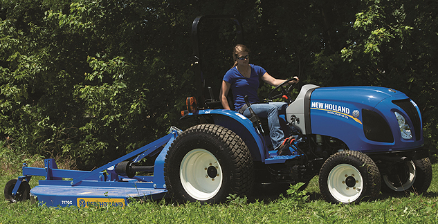 2016 New Holland Workmaster 33 Review