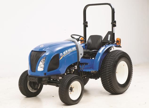 New Holland Workmaster 33 Studio