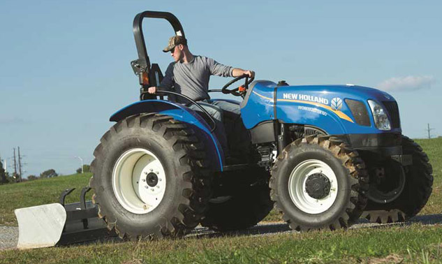 2018 New Holland Workmaster 60 Profile