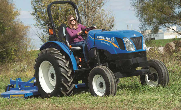 2018 New Holland Workmaster 60 1