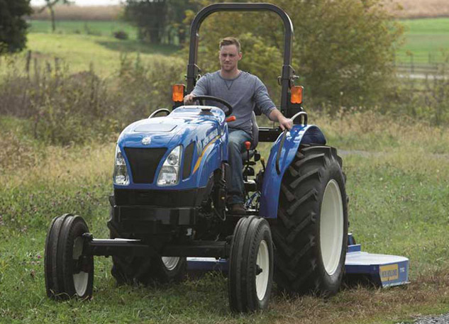 2018 New Holland Workmaster 60 Front