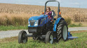 New Holland Workmaster Feature Rdax X