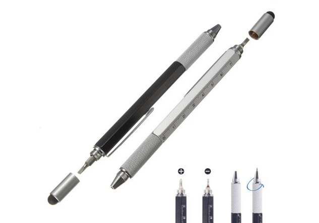6-in-One Tool Pen