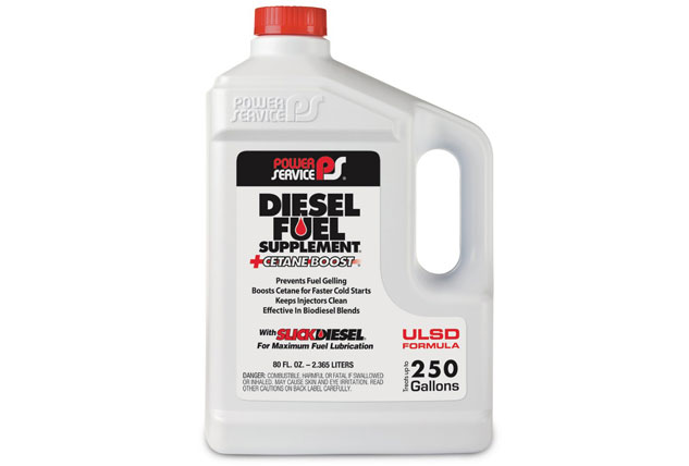 Diesel Fuel Supplement