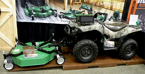 Implements And Attachments For Your Atv And Utv