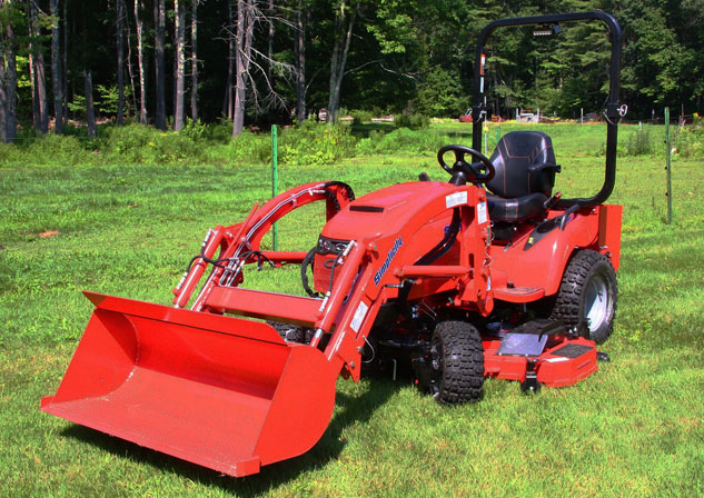 2017 Simplicity Legacy XL Loader