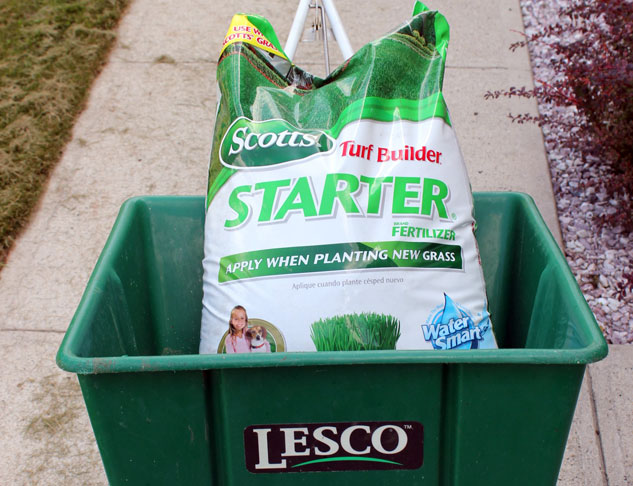 Scots Starter Fertilizer