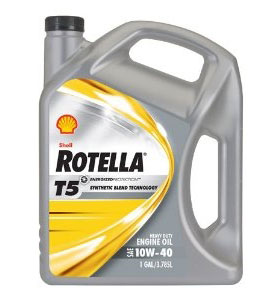 Shell Rotella Engine Oil