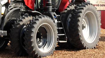 Tractor Tire Inflation