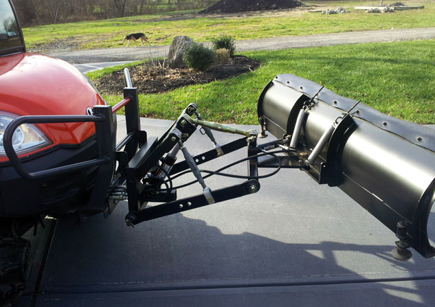UTV Hitchworks Three-Point Hitch