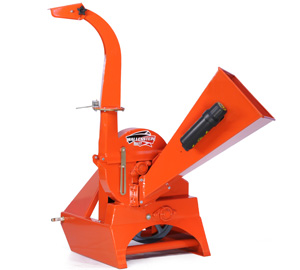 Wallenstein BX32 Wood Chipper
