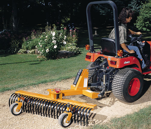 Woods Equipment Co Subcompact Tractor Attachments Tractor News