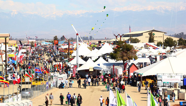 World Ag Expo 2018 Grounds