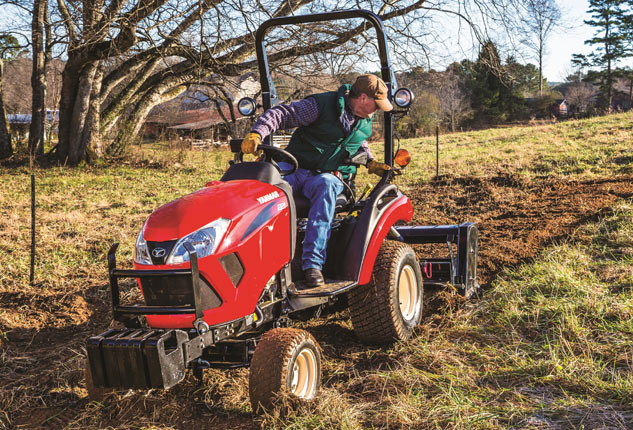Yanmar Who Has Built Subcompact And Compact Tractors For Brands Such As John Deere Cub Cadet In 2017 Announced It Would Be Building Ing Its