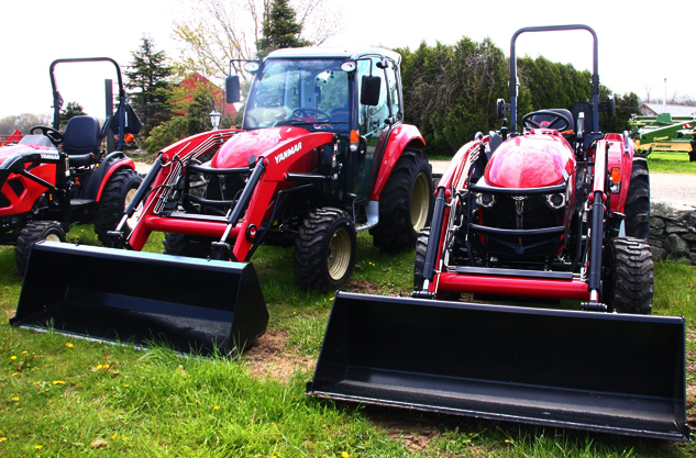 2016 Yanmar YT347 Cab & Open Station Review