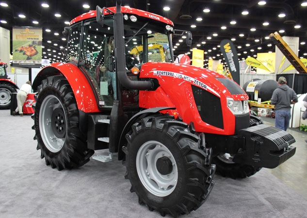 Hydrostatic Transmission Tractor : How to choose a transmission for your tractor