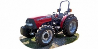 2010 case ih farmall c series 85c with rops. Black Bedroom Furniture Sets. Home Design Ideas