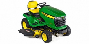 2011 John Deere Select Series X300 SS X360