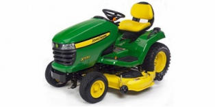 2010 John Deere Select Series X500 SS X530 54X