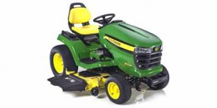 Tractor Com 2012 John Deere Select Series X500 Ss X534