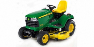 2010 John Deere Select Series X700 SS X748