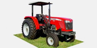 2012 Massey Ferguson HD Series 2600 Low Profile 2670LP 4WD