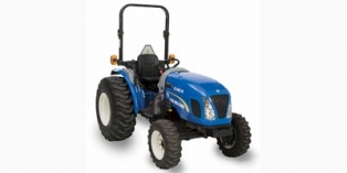 2014 New Holland Boomer™ Compact 35