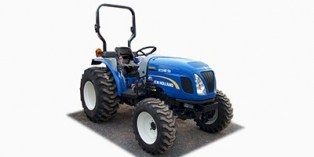2011 New Holland Boomer™ Compact 50