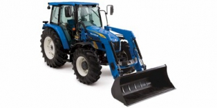 Tractor com - 2012 New Holland T5000 T5050 FWD Tractor Reviews
