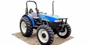 2012 New Holland Workmaster 55 FWD