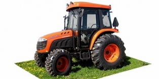 Tractor com - 2012 KIOTI DK 55 Tractor Reviews, Prices and Specs