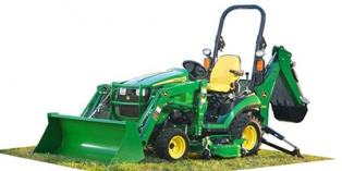 Tractor.com - 2014 John Deere 1 Family 1025R FILB Tractor Reviews, Prices and Specs