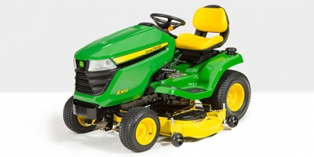 2014 John Deere Select Series X300 SS X300 38X