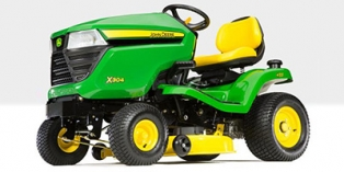 2014 John Deere Select Series X300 SS X310