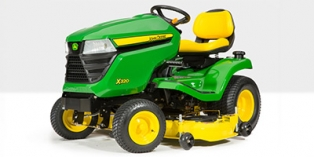 2014 John Deere Select Series X300 SS X320 48X