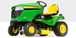 2014 John Deere Select Series X300 SS X324