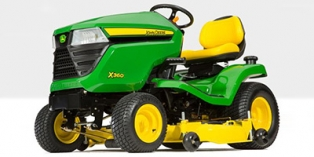 2014 John Deere Select Series X300 SS X360