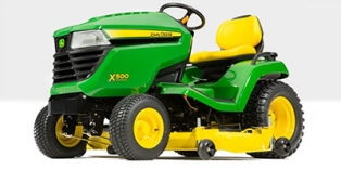 2014 John Deere Select Series X500 SS X500 54X
