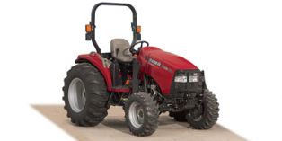 2015 Case IH Farmall® C-Series 45C CVT with ROPS
