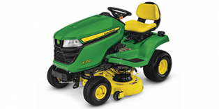 2019 John Deere Select Series X300 X350 (42-Inch Deck)