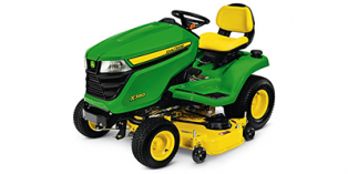 2019 John Deere Select Series X300 X380 (48-Inch Deck)